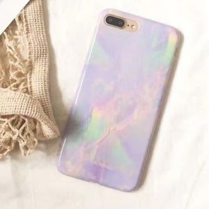 Soft Silicone Marble Texture Pattern Phone Case